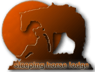 Sleeping horse lodge